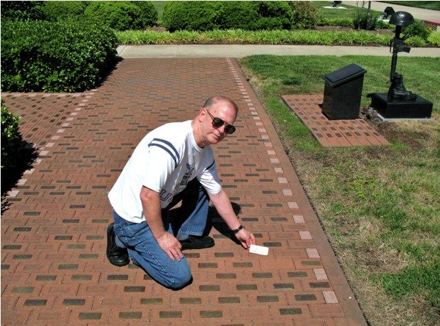 Chesapeake Veterans Memorial Engraved Brick Fundraiser1