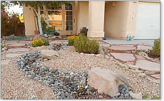 river-rock-landscaping