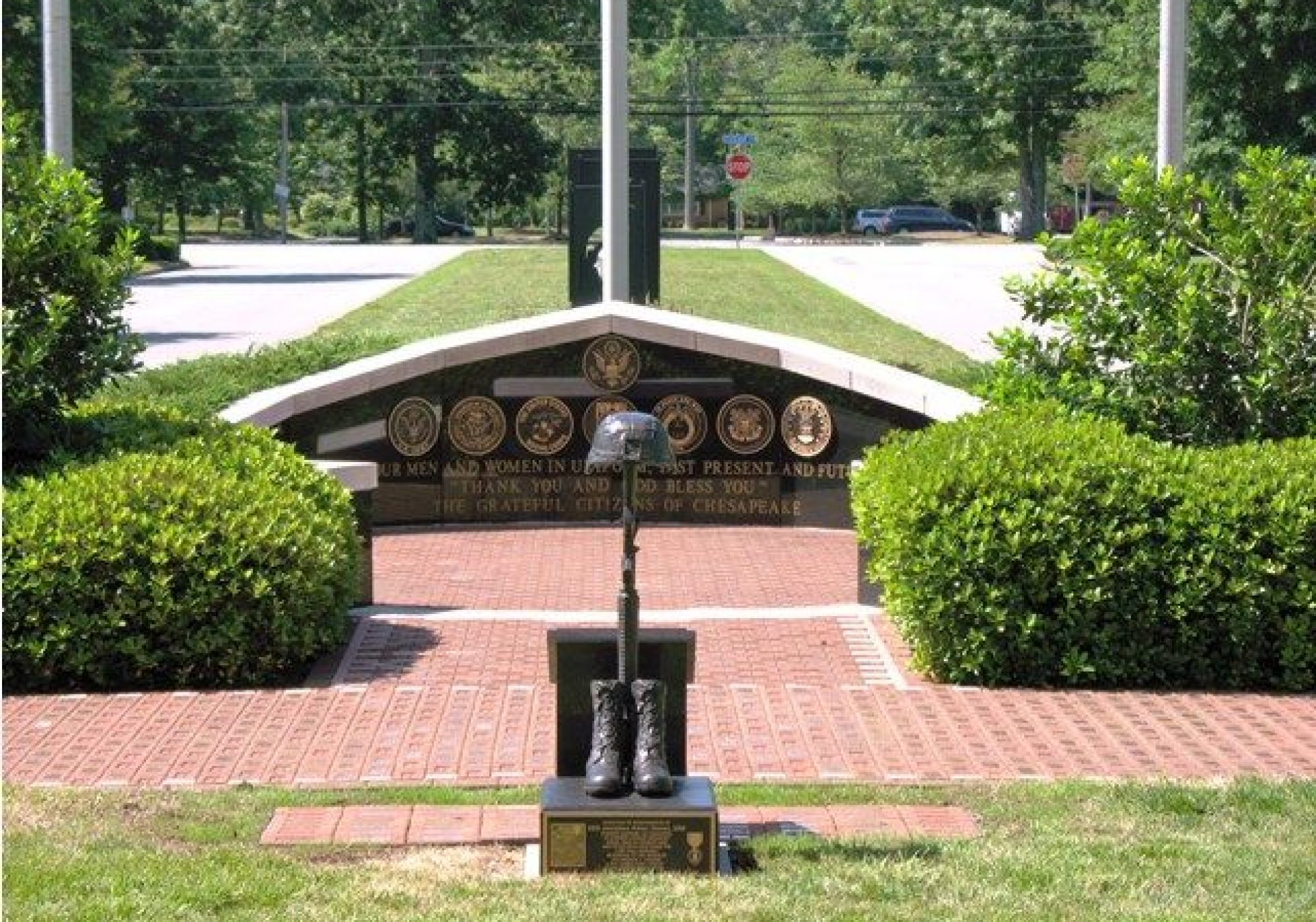 Chesapeake Veterans Memorial